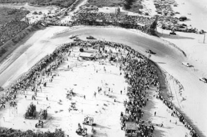 A Decade of Great Moments: NASCAR's Top Series Wrote History on the Daytona Beach-Road Course from 1949-58 Before Moving to Superspeedway