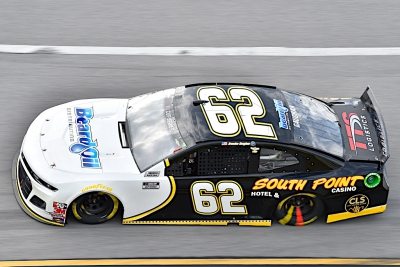 Gaughan Finishes 21st at Talladega