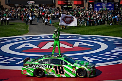 NASCAR — Auto Club Speedway to Become a Short Track