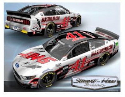 Cole Custer A Second Consecutive Cup Series Start at Darlington
