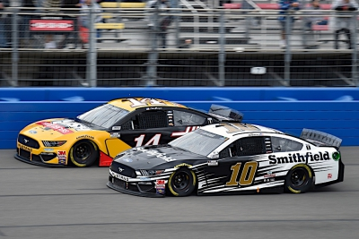 Aric Almirola All Eyes on Richmond