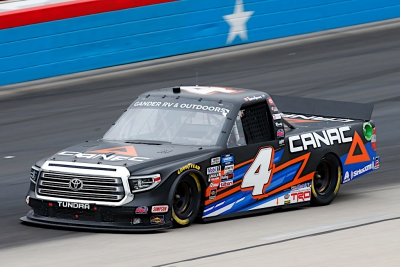 Raphael Lessard Delivers Fourth-Place Finish at Texas