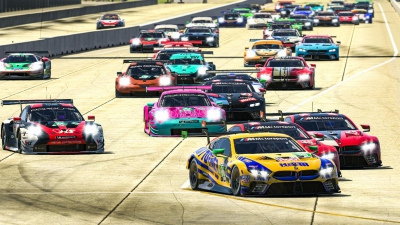 IMSA iRacing Pro Series To Bring Bi-Weekly Thursday Night Racing Action Starting April 16