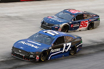 Buescher Finishes Fourth in NASCAR All-Star Open
