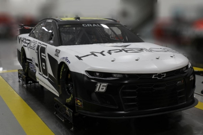 Kaulig Racing Partners with Hyperice to Bring Recovery Technology to NASCAR