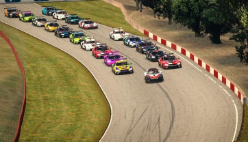 Three Takeaways: Hagerty Presents IMSA iRacing at Mid-Ohio