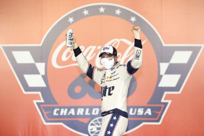 Brad Keselowski winners press conference transcript