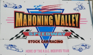 Modifieds, Sportsman Modifieds, Street Stocks, Pro 4s, Hobby Stocks and Rookie Hobby Stocks in action this Saturday at Mahoning Valley Speedway