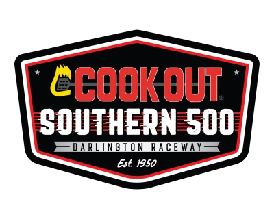 Cook Out Southern 500 starting lineup at Darlington Raceway