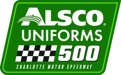 Alsco 500 results from Charlotte Motor Speedway