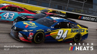 Get Your First Look at NASCAR Heat 5 with its New Gameplay Reveal Trailer