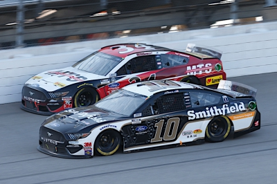 Almirola Finishes 16th at Michigan