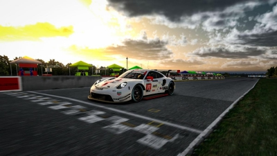 Tandy's Porsche Tops the Field at Road America