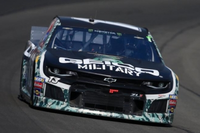 GEICO Military Team and Ty Dillon Ready to Go Road-Course Racing at Watkins Glen International