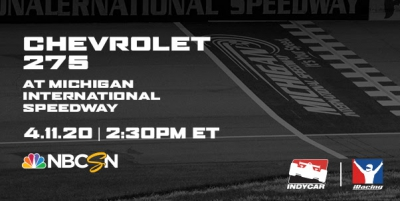 Expect the Unexpected as INDYCAR iRacing Challenge Heads to Michigan Oval Saturday