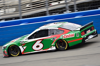 Chastain Crosses Line 17th In Castrol Debut at Fontana