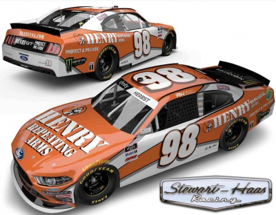 Henry Repeating Arms Racing: Riley Herbst Darlington NXS Advance