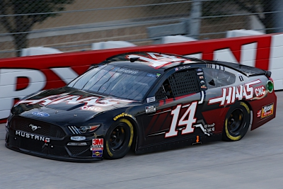 Bowyer Sixth in Saturday's Dover Race