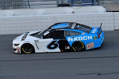 Koch Industries Returns to Newman's No. 6 Ford at Martinsville