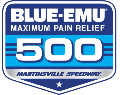 Blue-Emu Maximum Pain Relief 500 starting lineup at Martinsville Speedway