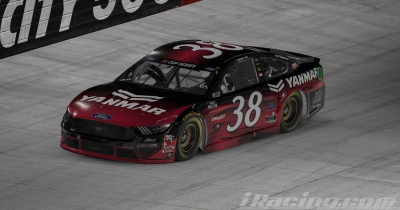 YANMAR America to Power John Hunter Nemechek in eNASCAR iRacing Event at Bristol