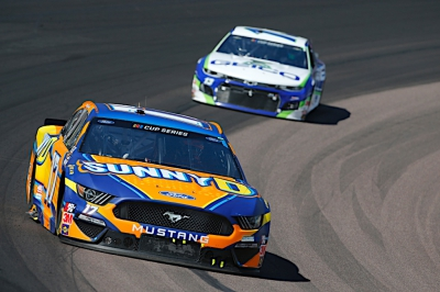 Buescher Bounces Back From Blown Tire to Finish 17th in Phoenix