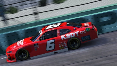 KSDT CPA partners with Ryan Vargas at Homestead Miami Speedway