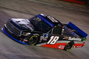 Christian Eckes Opens the Playoffs with 12th-Place Finish at Bristol