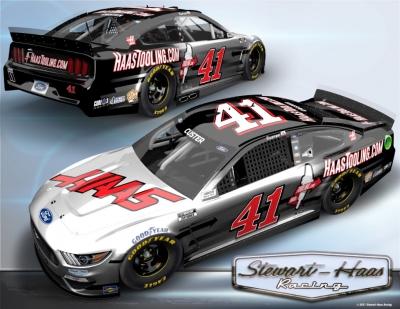 HaasTooling.com Racing: Cole Custer Martinsville Advance