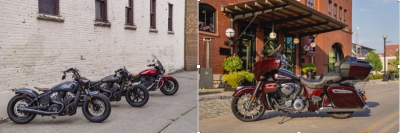 Indian Motorcycle Announces 2021 Lineup - Introduces Indian Vintage Dark Horse & Roadmaster Limited