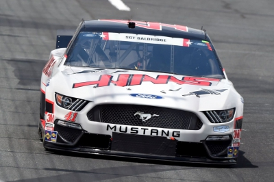 Cole Custer First Atlanta Cup Series Start