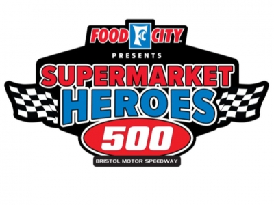 Food City 500 results from Bristol Motor Speedway