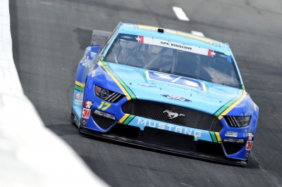 Buescher Battles Back to a Solid 11th-Place Finish in Coke 600