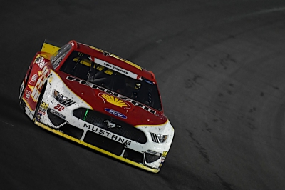 Ford Drivers Seek To End Coca-Cola 600 Jinx On Sunday