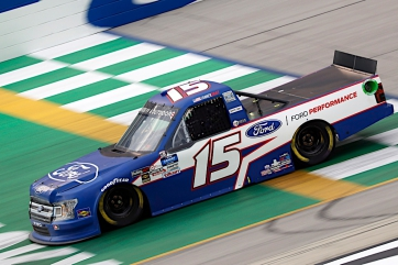 Tanner Gray NGROTS Advance: Texas Motor Speedway