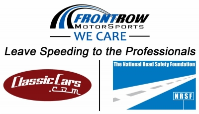 "Front Row Motorsports Announces ""We Care"" Marketing Program"