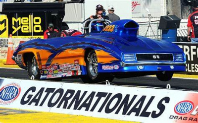 Tickets on sale for NHRA Gatornationals