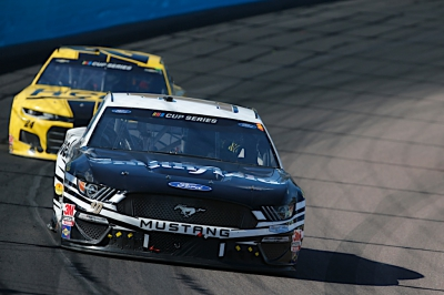 Almirola Finishes Eighth at Phoenix