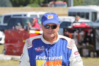 Former Winners & NASCAR's Ken Schrader Set To Compete At Springfield Mile Sunday