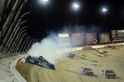 Buescher Settles for 23rd-place Result at Darlington