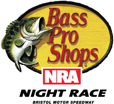 Bass Pro Shops NRA Night Race results from Bristol Motor Speedway