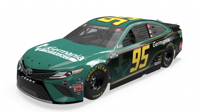 Germania Insurance joins Leavine Family Racing partner lineup